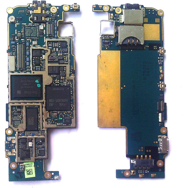 HTC Desire Z Main PCB Board Motherboard from www.parts4repair.com