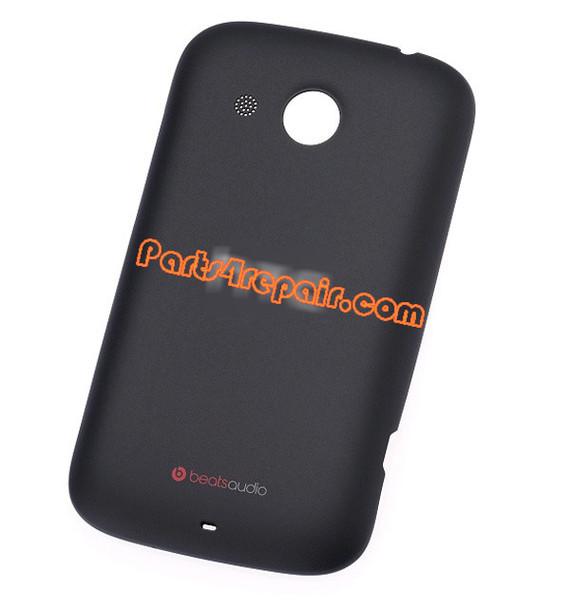 Battery Cover for HTC Desire C a320e -Black