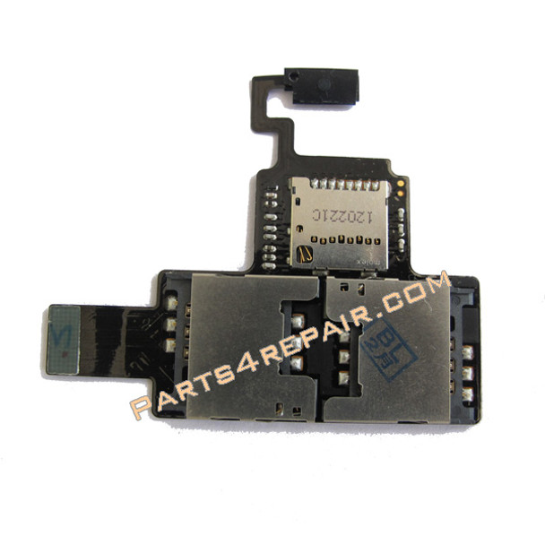 HTC Desire V SIM Holder from www.parts4repair.com