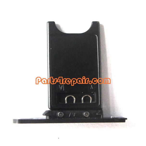 Nokia Lumia 800 SIM Tray -Black