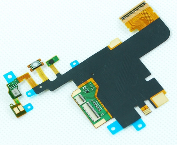 Sony Xperia ion LTE LT28 Motherboard Ribbon Flex Cable from www.parts4repair.com