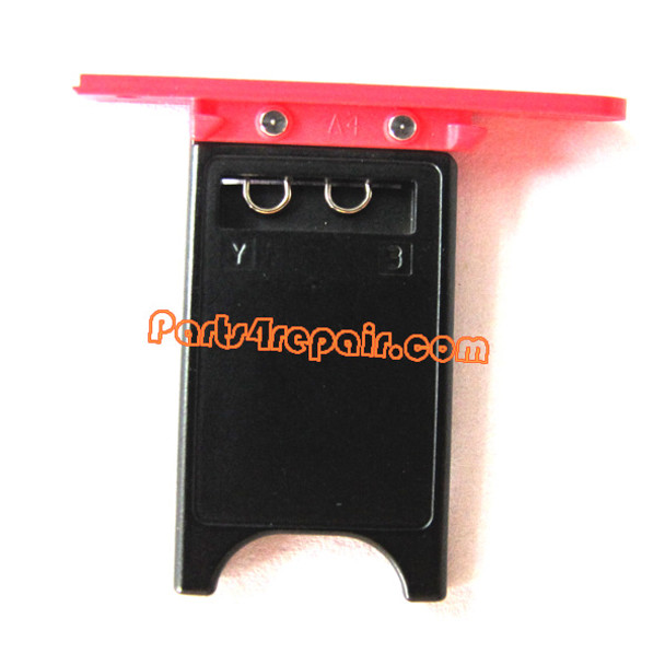 Nokia Lumia 800 SIM Tray from www.parts4repair.com