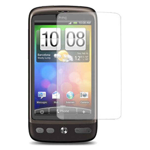 HTC Desire G7 Clear Screen Protector Shield Film from www.parts4repair.com