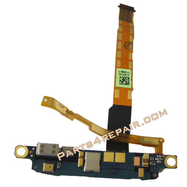 HTC One S Z520e Sensor Flex Cable from www.parts4repair.com