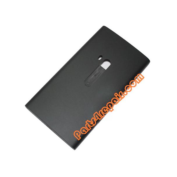 Back Cover for Nokia Lumia 920 -Black