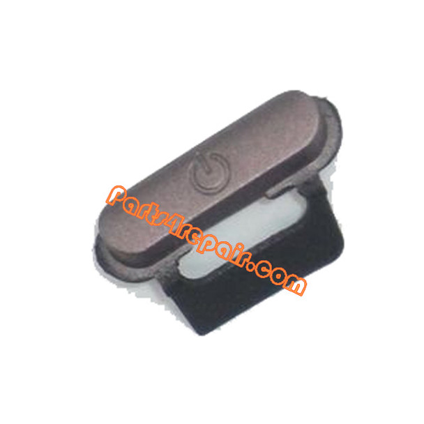 Power Button for HTC Desire G7 -Brown from www.parts4repair.com