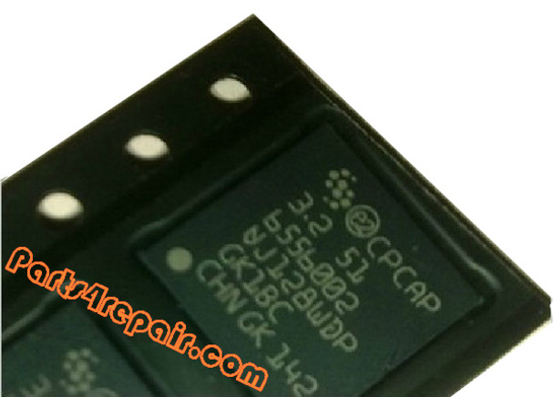 Power IC for Motorola RAZR XT910 from www.parts4repair.com