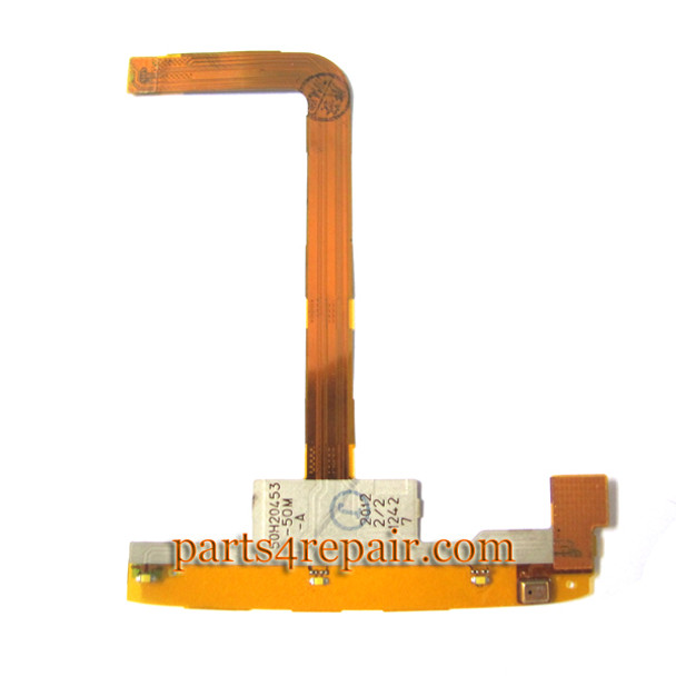 Keypad Light Flex Cable for HTC One XL (Used)