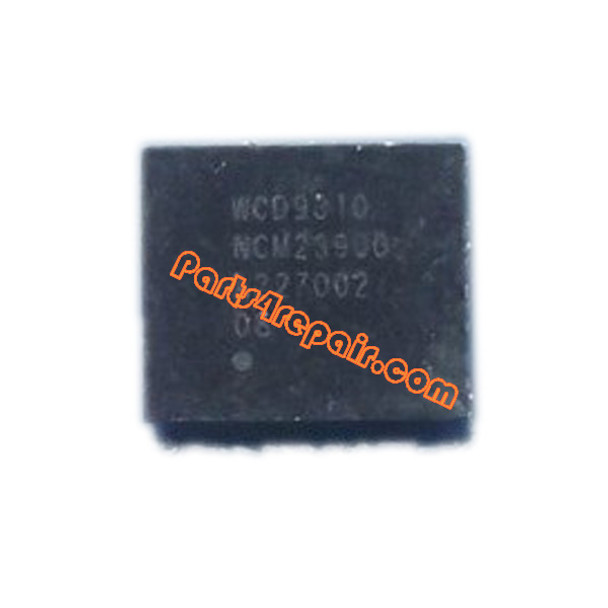 WCD9310 Audio IC for Samsung I9505 Galaxy S4 from www.parts4repair.com