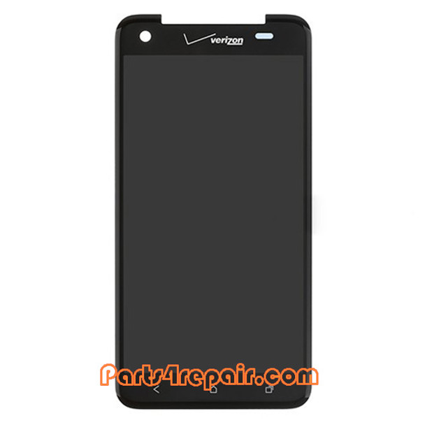 Complete Screen Assembly with LGP for HTC Droid DNA (for Verizon)