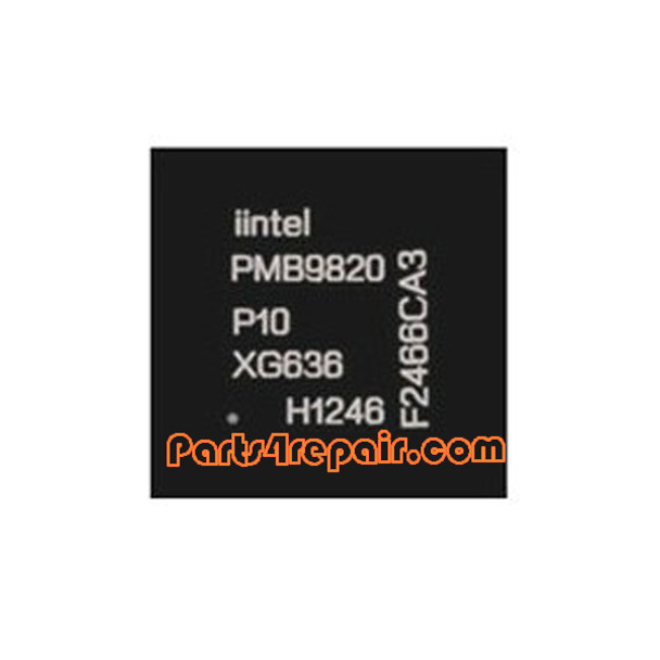 PMB9820 BaseBand CPU for Samsung I9500 Galaxy S4 from www.parts4repair.com