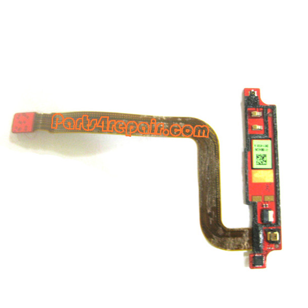 Flex Cable Ribbon for HTC J Z321E from www.parts4repair.com