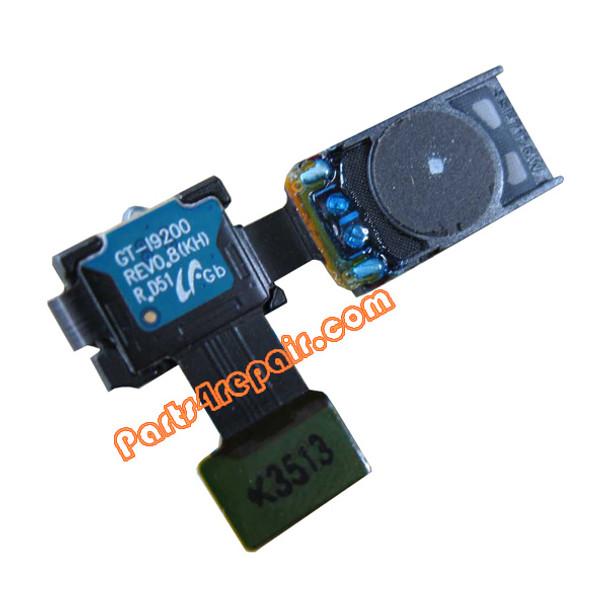 Earpiece Flex Cable for Samsung Galaxy Mega 6.3 I9200 from www.parts4repair.com