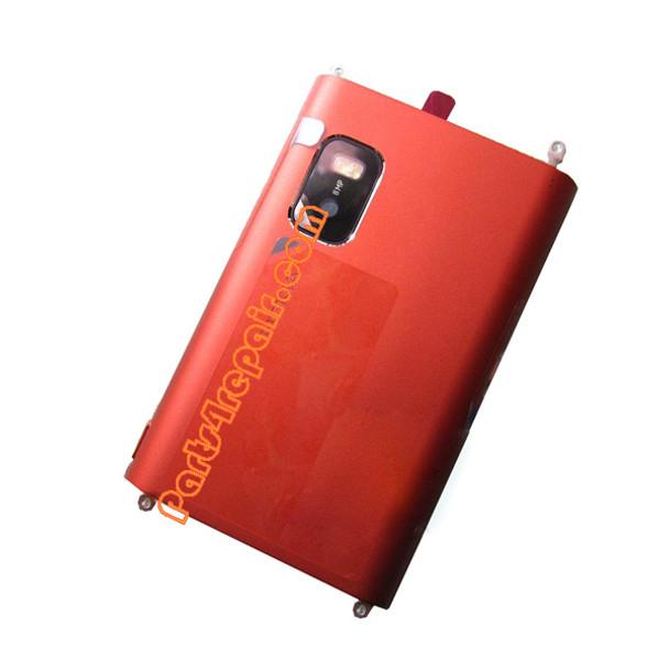 Back Cover for Nokia E7 -Red
