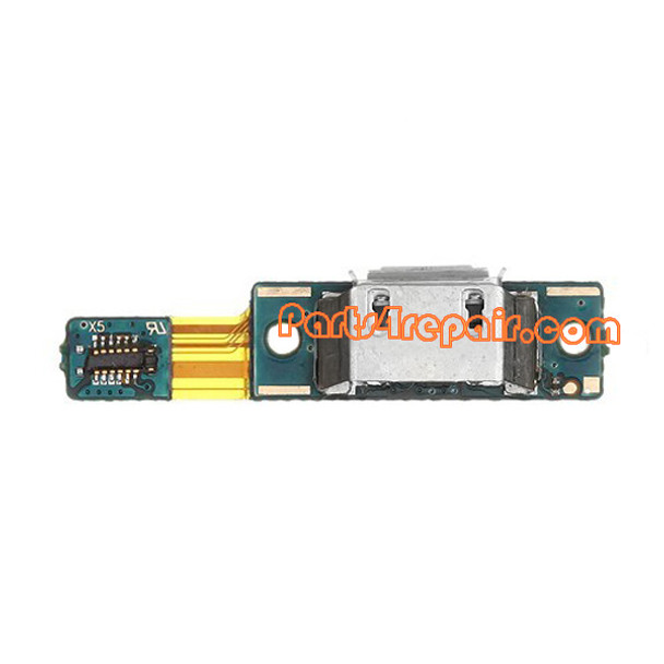 Dock Charging Flex Cable for HTC Desire S G12 from www.parts4repair.com