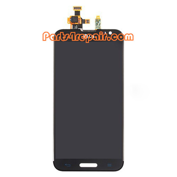 Complete Screen Assembly for LG Optimus G Pro F240 -Black
