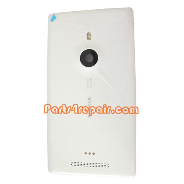 Back Housing Cover for Nokia Lumia 925 -White