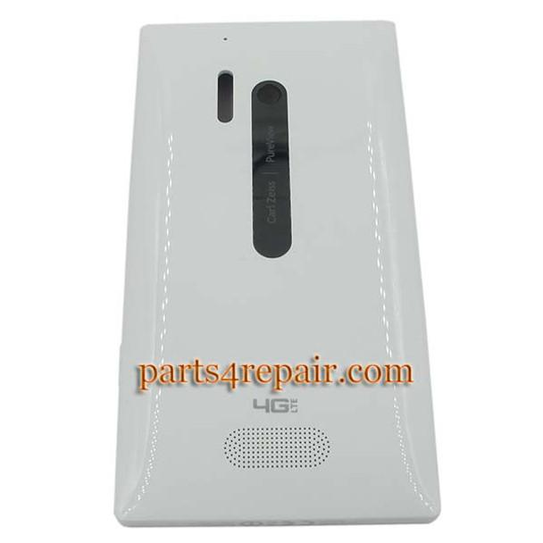 Back Housing Cover for Nokia Lumia 928 -White