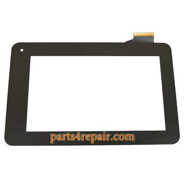 """7"""" Touch Screen Digitizer for Acer Iconia Tab B1-710 from www.parts4repair.com"""