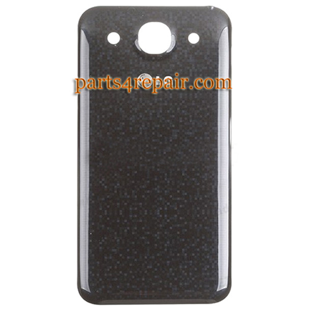 Back Cover with NFC for LG Optimus G Pro E980 -Black from www.parts4repair.com