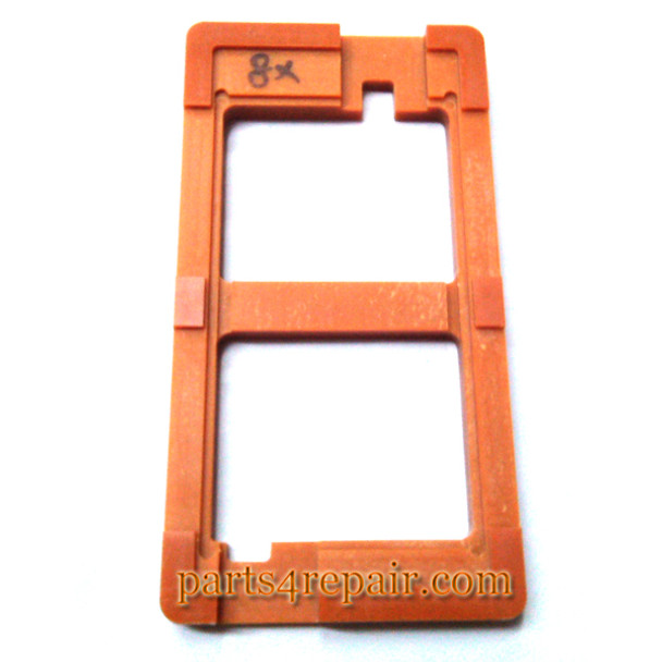 UV Glue (LOCA) Alignment Mould for HTC 8X LCD Glass from www.parts4repair.com