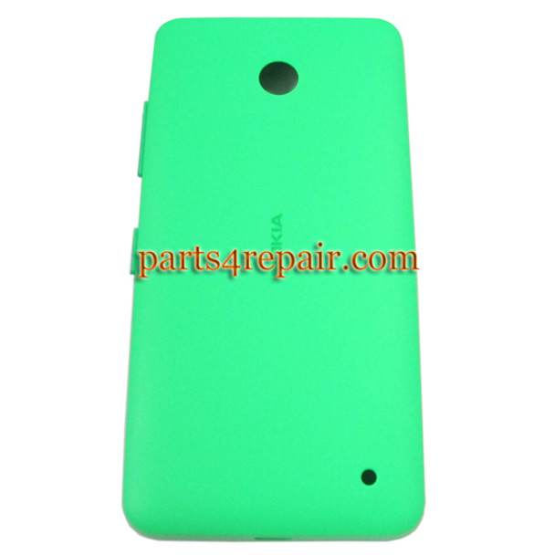 Back Cover for Nokia Lumia 630 -Green
