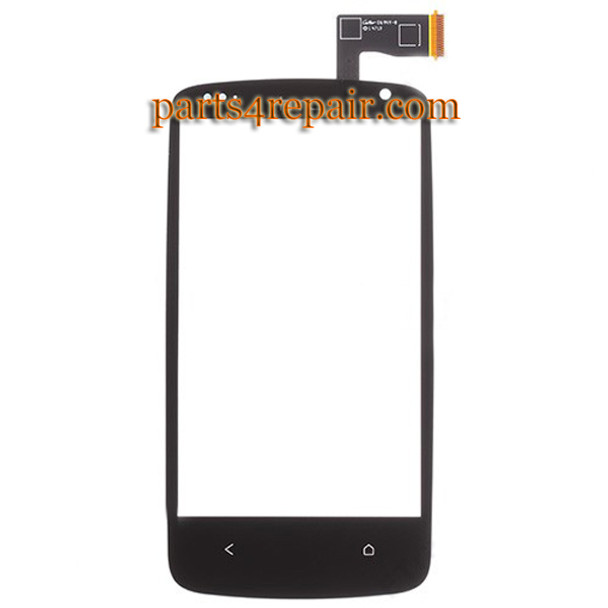 Touch Screen Digitizer for HTC Desire 500 -Black from www.parts4repair.com