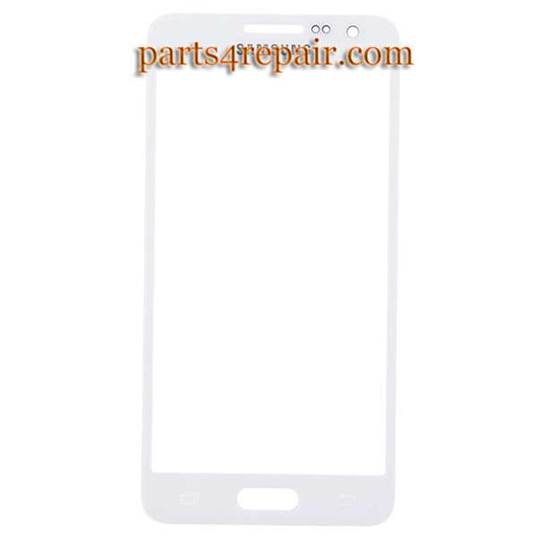 Front Glass for Samsung Galaxy A5 SM-A500 -White from www.parts4repair.com