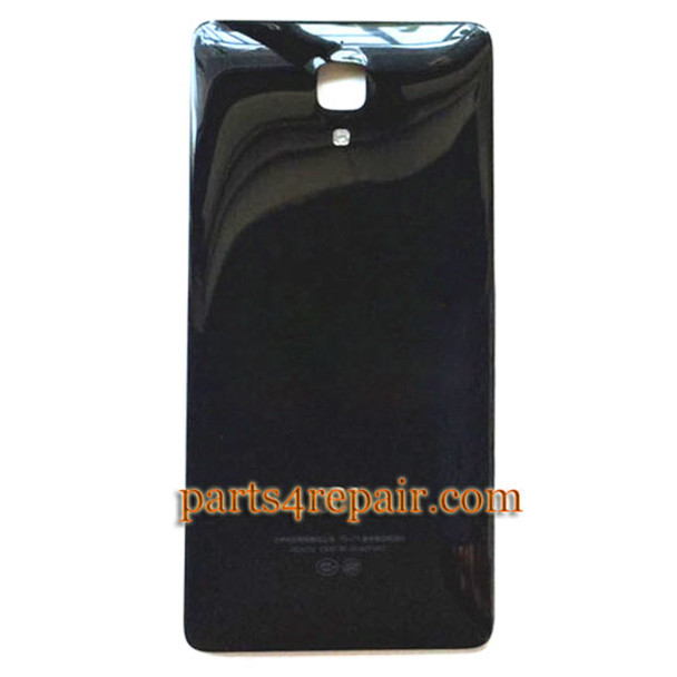 Back Cover for Xiaomi MI 4 -Black from www.parts4repair.com