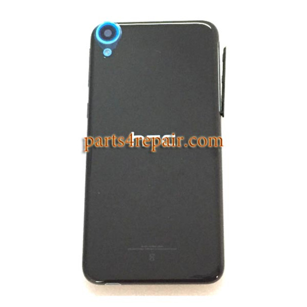 Back Cover with Side Keys for HTC Desire 820 from www.parts4repair.com