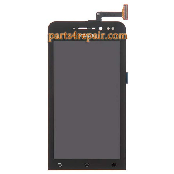 Complete Screen Assembly for Asus Zenfone 4 A450CG from www.parts4repair.com