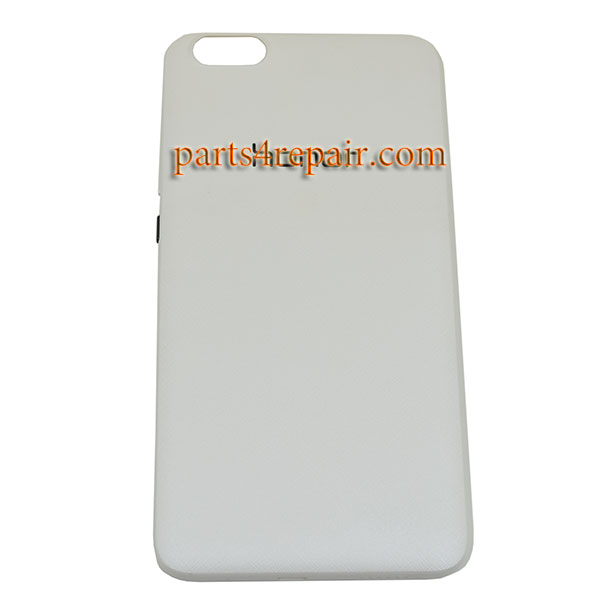 info for 8f5be e3510 Back Cover for Huawei Honor 4X -White