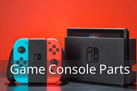 Click to see Game Console parts