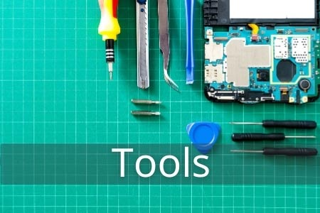 Click to see all repair tools