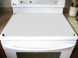 Protector Mat for Glass Stove Top (when burners not in use)