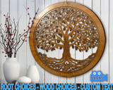 Entangled Tree Of Life! (16-24in)  Wall Art