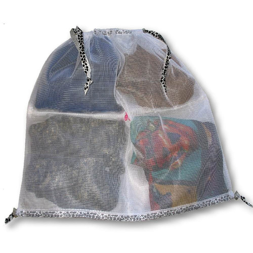 Jungle Butterfly 4-Compartment Wash Bags ~ Set of 3