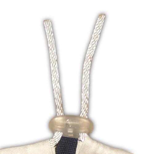 Heavy Duty nylon cord drawstring with cord lock