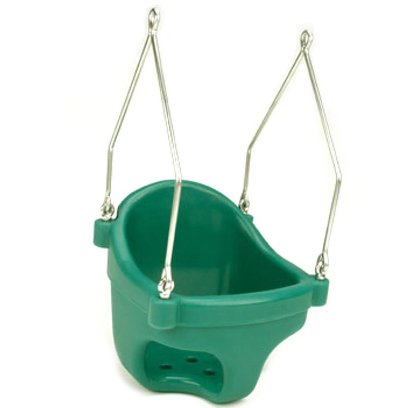Commercial Full Bucket Roto Molded Swing Seat By Jensen