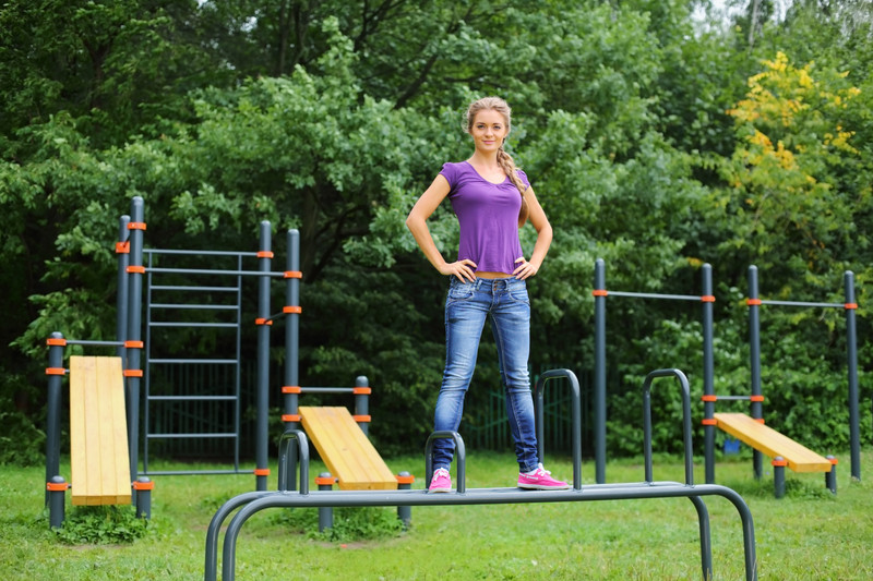 Parent's Guide To Working Out At the Park