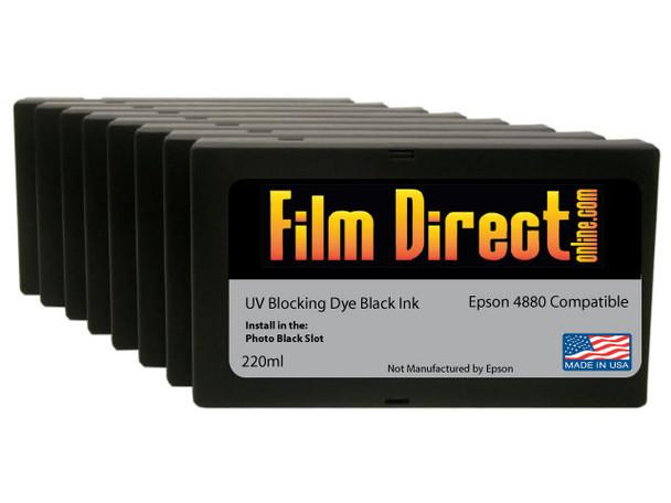 All Black Single Use Cartridges - Choose Model