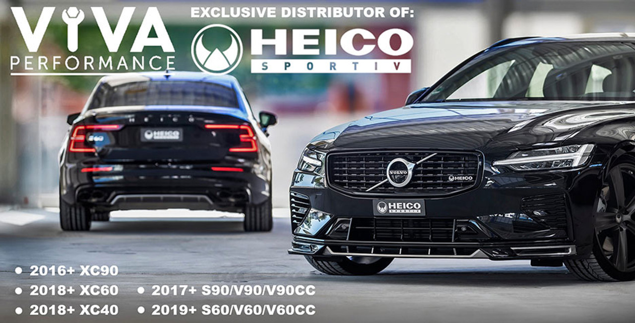 Volvo Saab Performance Parts Accessories Viva Performance