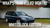 How much is Your Volvo Worth? Whiteblock Edition