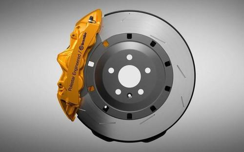 Genuine Polestar VP-111005 Genuine Polestar Front Brake Kit, Volvo S60/V60 MY2019