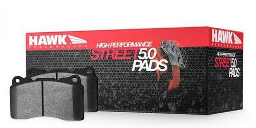 Hawk Performance HB581B.660 Hawk Performance HB581B.660 HPS 5.0 371mm Front Brake Pads, Volvo S60/V60 Polestar