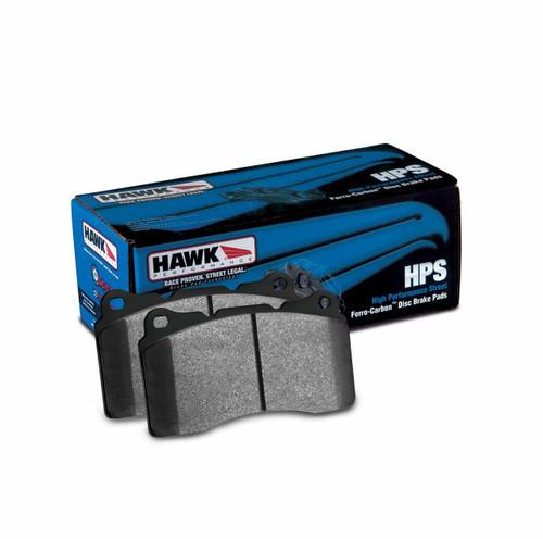 Hawk Performance HB581F.660 Hawk Performance HB581F.660 HPS 371mm Front Brake Pads, Volvo S60/V60 Polestar
