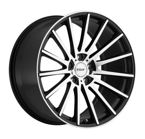 TSW TSW Chicane Wheel, 5x108