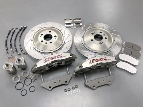 Rotora RFK.519.01 Rotora Street Challenge Rear Big Brake Kit, Volvo S60/V60 2019