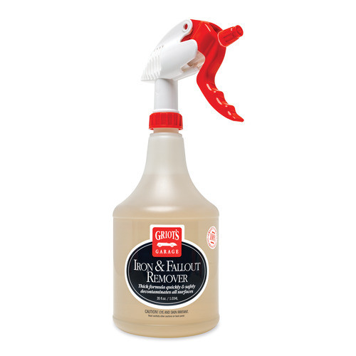 Griots Garage 10947 Iron and Fallout Remover - 22oz