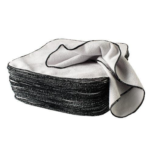 Griots Garage 14330 Microfiber Cloth Value Pack - Set of 50